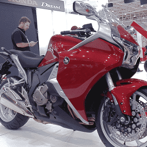 Honda Brazil Motorcycle Show - Carlos Bazela/Infomoto