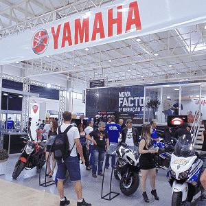 Yamaha Brazil Motorcycle Show - Carlos Bazela/Infomoto