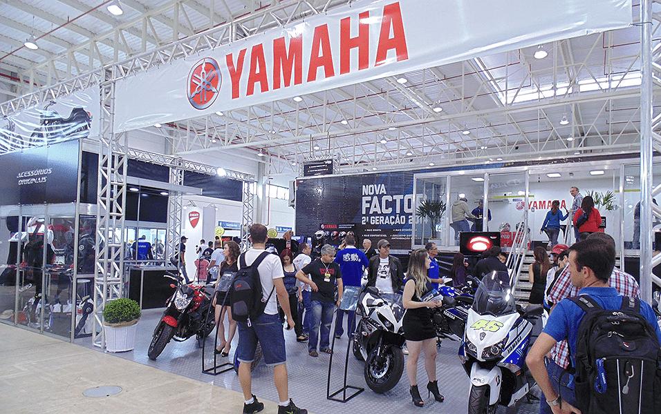 Yamaha Brazil Motorcycle Show