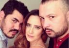 Fernanda Vasconcellos está com os cabelos ruivos - Reprodução/Instagram