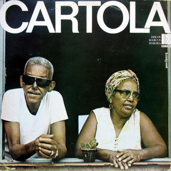 """Capa do disco """"Cartola"""" (1976), de Cartola"""