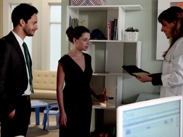 "Em ""Amor à Vida"", Linda se declara para Rafael"
