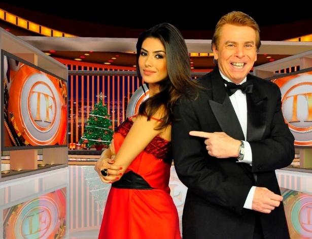 """""""Especial TV Fama"""", vai ao ar no dia 24 de dezembro, às 19h15, na RedeTV!"""