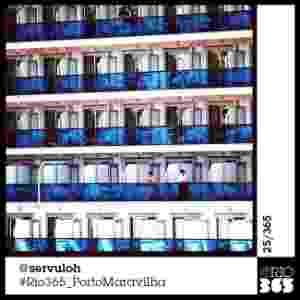 """Foto do livro colaborativo """"@Rio365 - Um Documentário Fotográfico"""" com fotos de Instagram - Instagram/@servuloh"""
