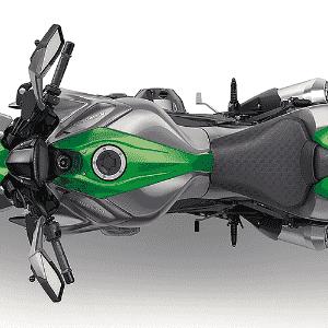 Kawasaki Z1000 - Divulgação