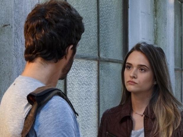 """Em """"Além do Horizonte"""", Líder Jorge adia seleção e Lili desconfia de William"""
