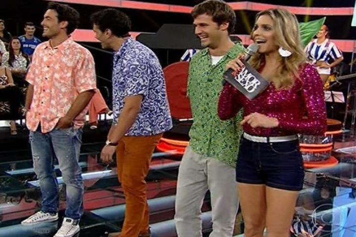 "Estrangeiros participam do ""Amor & Sexo"""