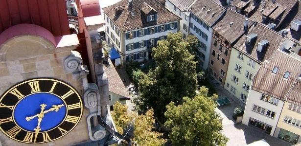 Cidade industrial, Winterthur se transforma em centro cultural da Suíça - EFE