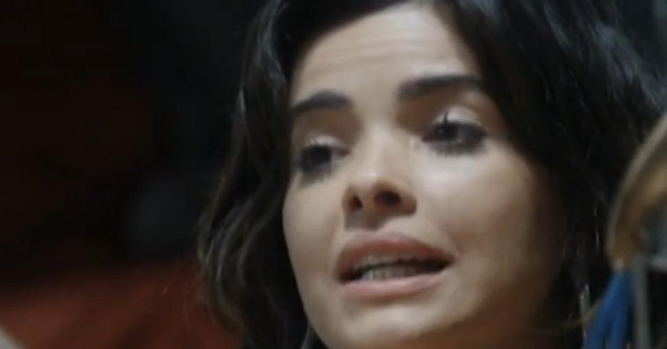 """Em """"Amor à Vida"""", Aline conta detalhes do plano contra César a Ninho"""