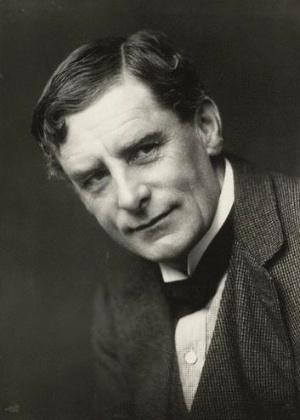O pintor Walter Sickert, que, segundo a autora americana Patricia Cornwell, seria Jack, o Estripador - Reprodução/National Portrait Gallery London