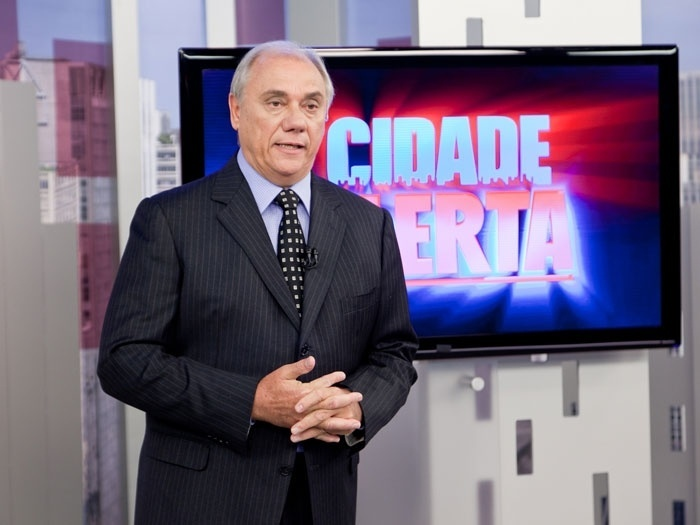 """2013 - Marcelo Rezende no """"Cidade Alerta"""""""