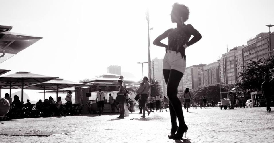 Nayara namora há dois anos e nove meses o diretor de marketing Cairo Jardim