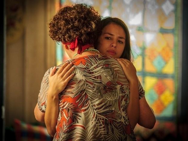 """Em """"Além do Horizonte"""", Fátima deixa a casa de Vó Tita"""