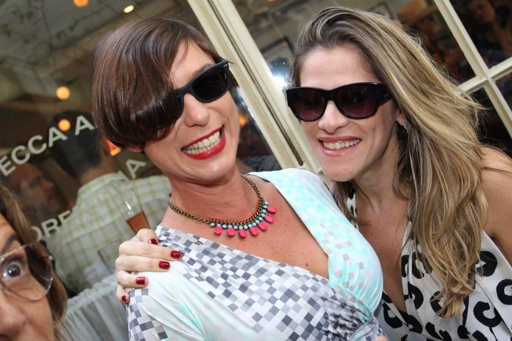 Maria Paula e Ingrid Guimarães