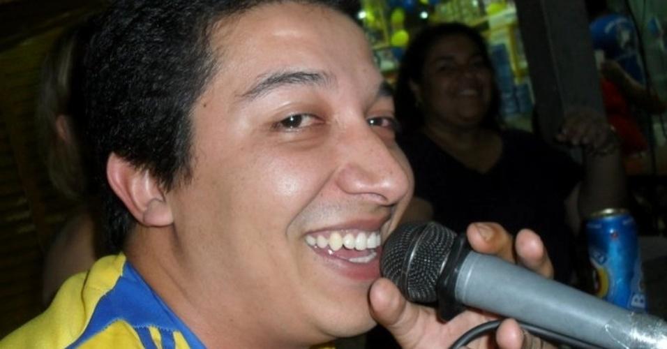 Denilson Soares é locutor e mora em Pirassununga (SP)