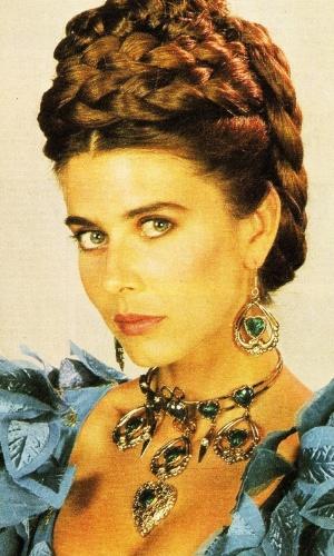 "Dona Beija (Maitê Proença), em ""Dona Beija"" (1986)"
