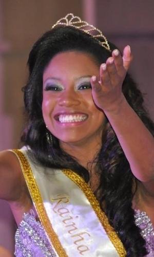 Ela também foi a vencedora do concurso Miss Universo Porto Alegre em 2012
