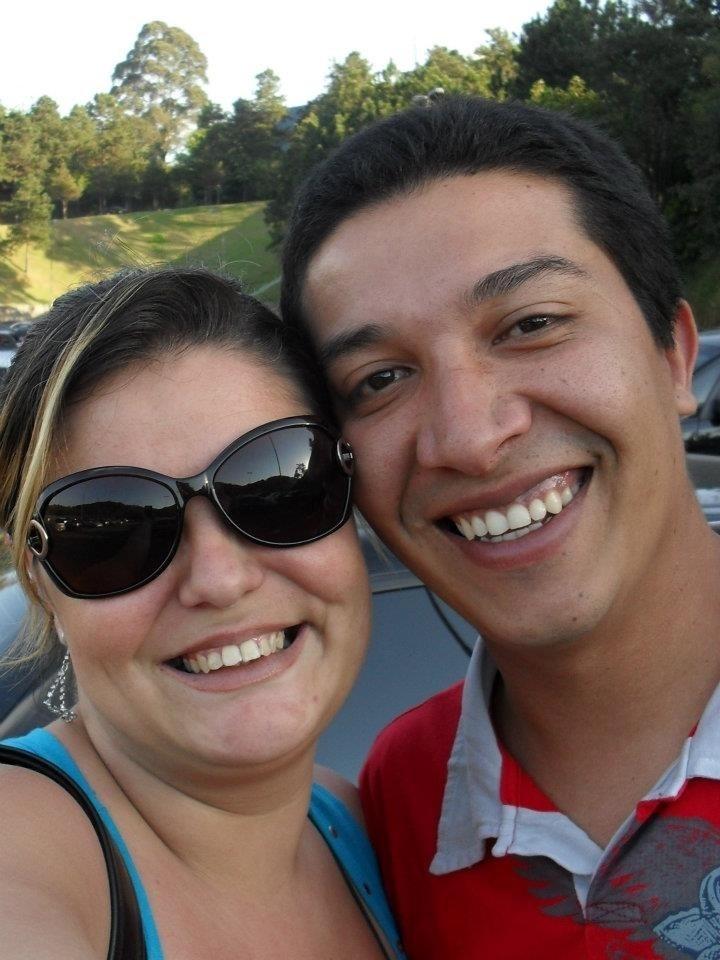 Ele é casado com Luciene Daiene Soares, com quem tem um filho, chamado Richard, de oito anos