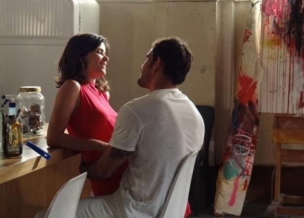 """Em """"Amor à Vida"""", Aline planeja assumir o hospital após César ficar cego"""