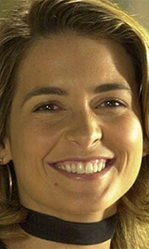 """Laura (Claudia Abreu) em """"Celebridade"""" (2003)"""