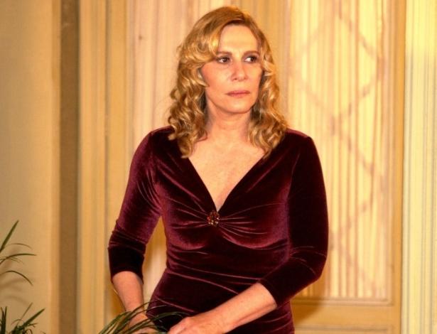 """Nazaré Tedesco (Renata Sorrah) em """"Senhora do Destino"""" (2004)"""
