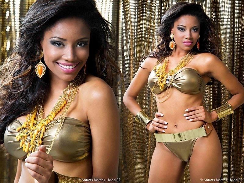 Suelen Camargo foi eleita a Miss Porto Alegre 2014