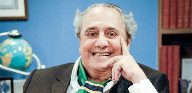 O humorista Agildo Ribeiro: resistência para se enquadrar no politicamente correto