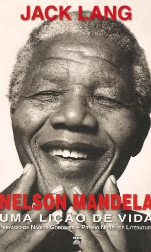 Capa de Mandela - uma Lição de Vida, de Jack Lang (2005)
