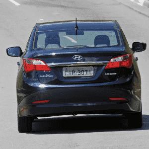 Hyundai HB20S 1.6 Premium BlueNav - Murilo Góes/UOL