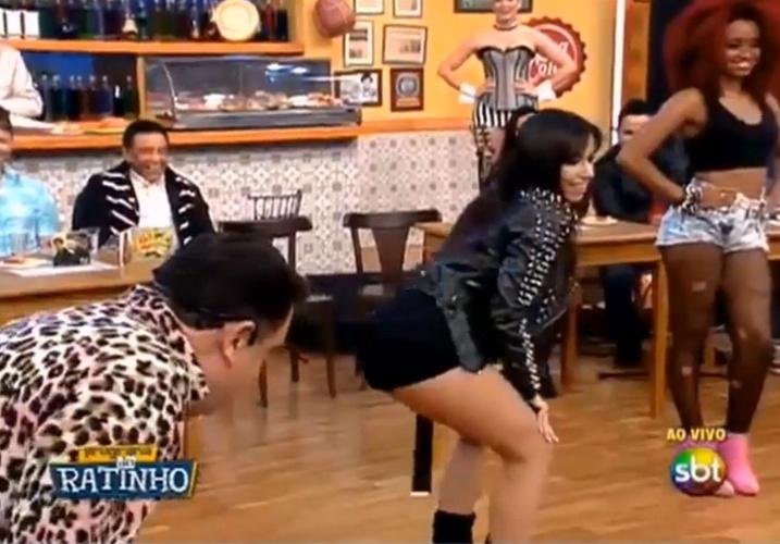 UOL Vê TV: Anitta já apareceu 40 vezes na TV em 2013 e o número deve aumentar