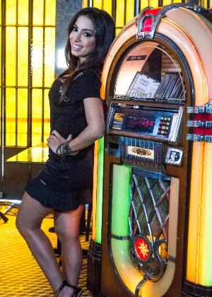 Anitta foi eleita a revelação do ano na música pela APCA - Divulgação/Globo