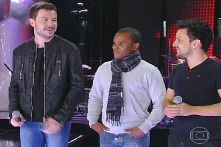 Do time de Daniel, se apresentaram Gustavo Trebien, Herli Dias e Rubens Daniel. Herli foi o menos votado pelo público, e o técnico manteve Rubens