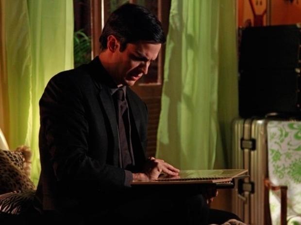 """Em """"Amor à Vida"""", Félix descobre armação de Aline para separar Paloma e Bruno"""