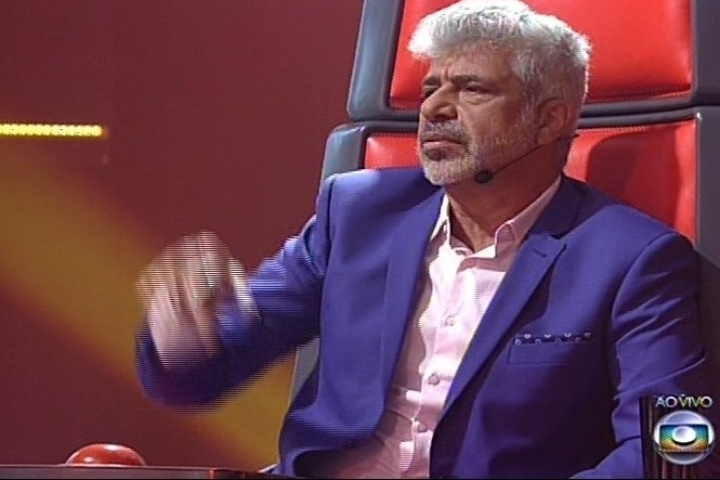 "Lulu Santos é o técnico mais exigente do ""The Voice Brasil"""
