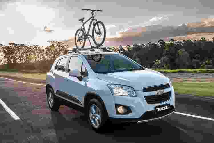 Chevrolet Tracker Freeride - Divulgação