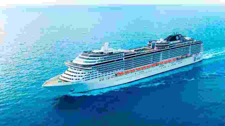 A temporada 2019/2020, que começará em novembro, terá 8 navios - Divulgação
