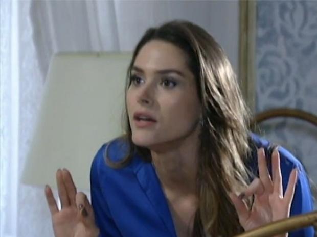 """Em """"Amor à Vida"""", Leila pensa em matar Natasha"""
