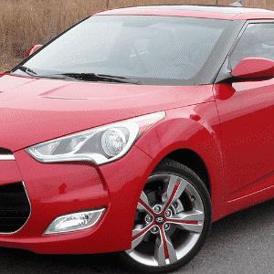 Hyundai Veloster - Divulgação