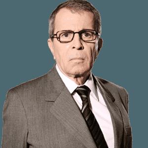 O MATERIALISTA - Salomão Hayalla - Divulgação/TV Globo