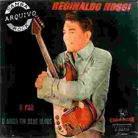 """Capa de """"O Pão"""", primeiro álbum de Reginaldo Rossi, de 1966 - Reprodução"""