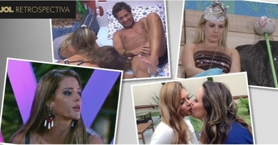 Capa  retrospectiva reality shows