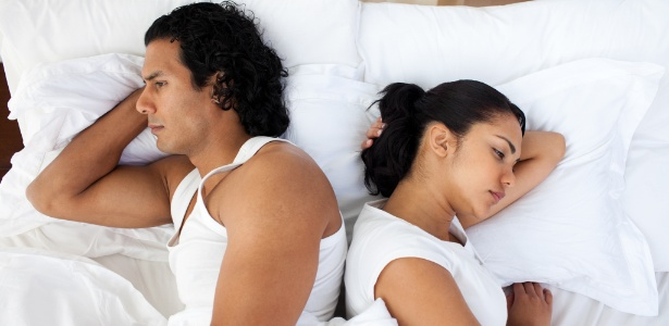 Brigar com o parceiro e ir dormir realmente não é uma boa ideia