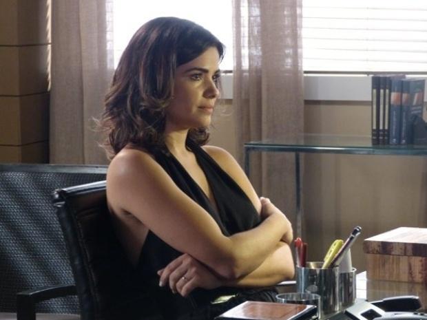 """Em """"Amor à Vida"""", Aline procura Sílvia para tentar colocar a mãe na fortuna de César"""