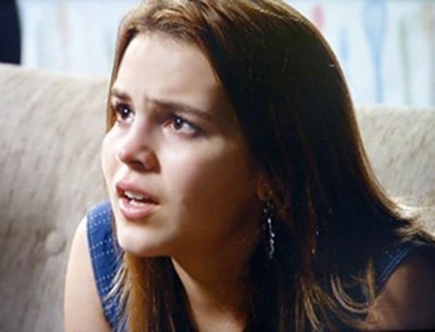 """Em """"Malhação"""", Vera e Ronaldo proíbem namoro de Anita e Ben"""