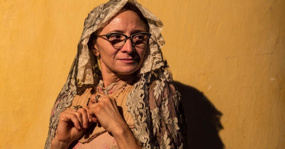 """Marcélia Cartaxo é Das Dores em """"Alexandre e Outros Heróis"""""""