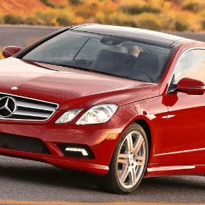 Mercedes-Benz Classe E Coupé - Divulgação