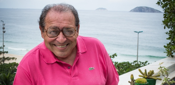 O jornalista e biógrafo Ruy Castro - Daniel Marenco/Folhpress