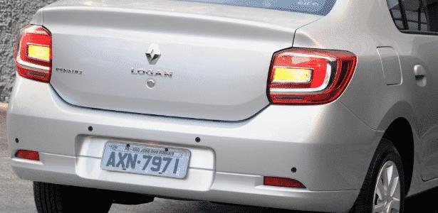 Renault Logan Expression 1.0 2014 - Murilo Góes/UOL - Murilo Góes/UOL