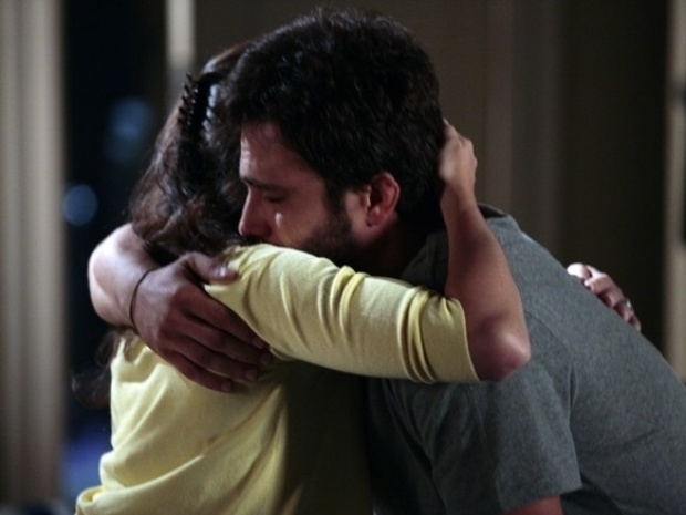 """Em """"Além do Horizonte"""", William chora ao ser reprovado na prova final do Grupo"""