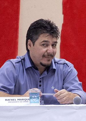 Rafael Marques, que comanda os Metalúrgicos do ABC: meta é proteger 4.050 empregos - Daniel Sobral/Futura Press - 5.12.2013